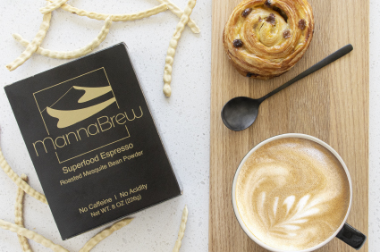 MannaBrew Coffee Alternative